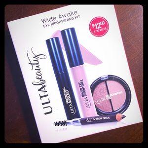 Ulta Beauty Wide Awake Eye Brightening Kit